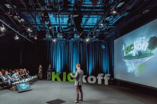 Finále soutěže KICKoff