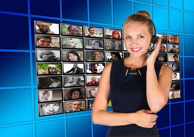 press news media