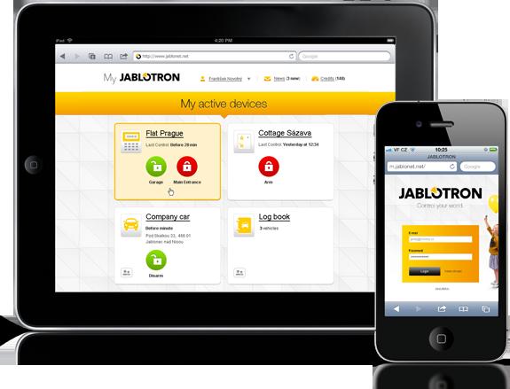 jablotron-app