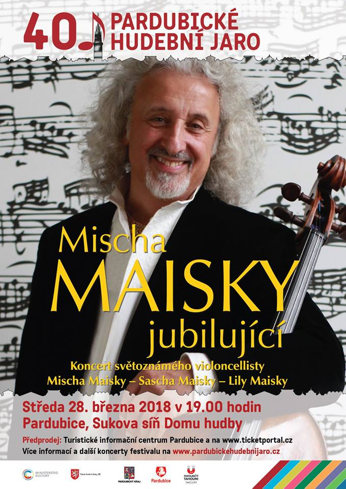 Chamber Orchestra of Europe Mischa maisky