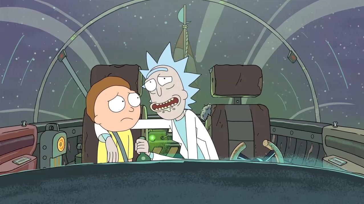 Rick and Morty 1