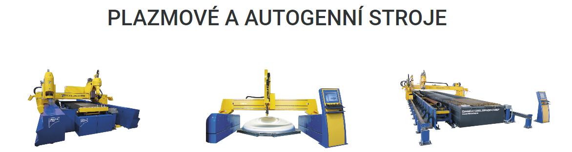 Vyberte si z široké nabídky CNC strojů